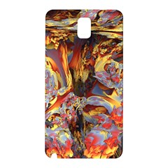 Abstract 4 Samsung Galaxy Note 3 N9005 Hardshell Back Case by icarusismartdesigns