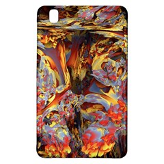 Abstract 4 Samsung Galaxy Tab Pro 8 4 Hardshell Case by icarusismartdesigns