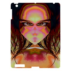 Cat Woman Apple Ipad 3/4 Hardshell Case by icarusismartdesigns