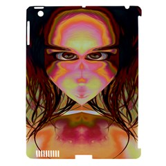 Cat Woman Apple Ipad 3/4 Hardshell Case (compatible With Smart Cover) by icarusismartdesigns