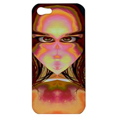 Cat Woman Apple Iphone 5 Hardshell Case by icarusismartdesigns