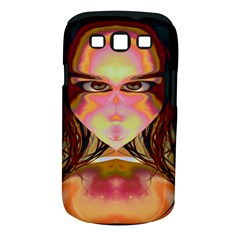 Cat Woman Samsung Galaxy S Iii Classic Hardshell Case (pc+silicone) by icarusismartdesigns