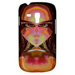 Cat Woman Samsung Galaxy S3 Mini I8190 Hardshell Case by icarusismartdesigns