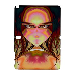 Cat Woman Samsung Galaxy Note 10 1 (p600) Hardshell Case by icarusismartdesigns