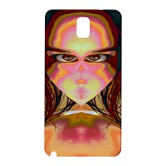 Cat Woman Samsung Galaxy Note 3 N9005 Hardshell Back Case by icarusismartdesigns