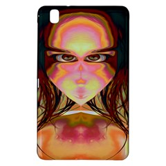Cat Woman Samsung Galaxy Tab Pro 8 4 Hardshell Case by icarusismartdesigns