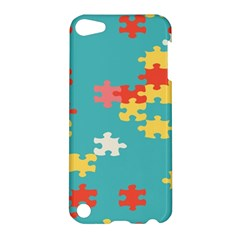 Puzzle Pieces Apple Ipod Touch 5 Hardshell Case