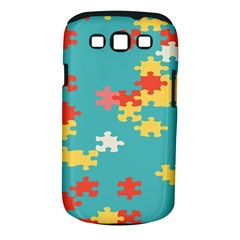 Puzzle Pieces Samsung Galaxy S Iii Classic Hardshell Case (pc+silicone) by LalyLauraFLM