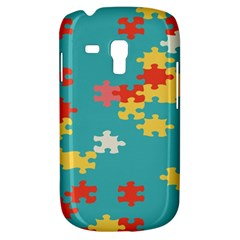 Puzzle Pieces Samsung Galaxy S3 Mini I8190 Hardshell Case