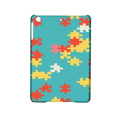 Puzzle Pieces Apple Ipad Mini 2 Hardshell Case by LalyLauraFLM