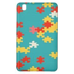 Puzzle Pieces Samsung Galaxy Tab Pro 8 4 Hardshell Case