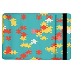 Puzzle Pieces Apple Ipad Air Flip Case by LalyLauraFLM
