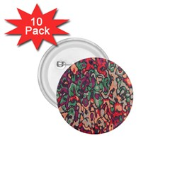 Color Mix 1 75  Button (10 Pack)