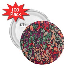 Color Mix 2 25  Button (100 Pack) by LalyLauraFLM
