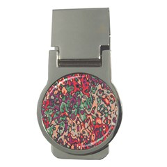 Color Mix Money Clip (round)