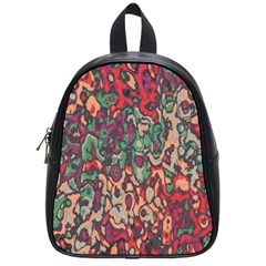 Color Mix School Bag (small) by LalyLauraFLM