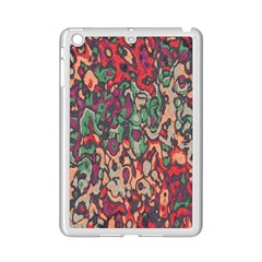 Color Mix Apple Ipad Mini 2 Case (white) by LalyLauraFLM