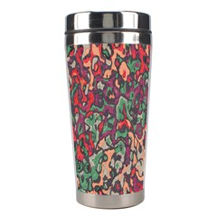 Color Mix Stainless Steel Travel Tumbler