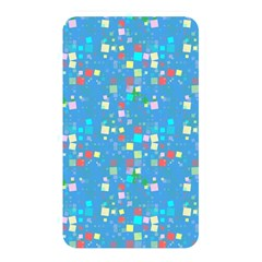 Colorful Squares Pattern Memory Card Reader (rectangular)