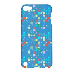 Colorful Squares Pattern Apple Ipod Touch 5 Hardshell Case
