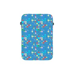 Colorful Squares Pattern Apple Ipad Mini Protective Soft Case