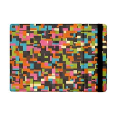 Colorful Pixels Apple Ipad Mini Flip Case by LalyLauraFLM