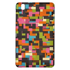 Colorful Pixels Samsung Galaxy Tab Pro 8 4 Hardshell Case