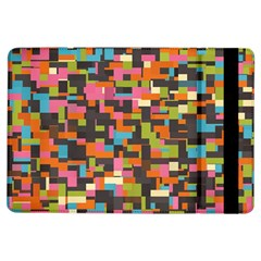 Colorful Pixels Apple Ipad Air Flip Case