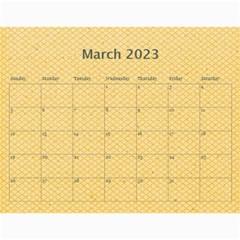Wall Calendar 11 X 8 5 By Deca   Wall Calendar 11  X 8 5  (12 Months)   3o0h90l0x7tw   Www Artscow Com Mar 2015