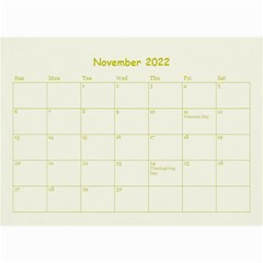Wall Calendar 8,5 X 6 By Deca   Wall Calendar 8 5  X 6    Z6cgt0sun0a9   Www Artscow Com Nov 2015