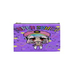 Super Sonico Coin Purse By Ichigo Kuriimu Ryusei   Cosmetic Bag (small)   L44odfld1u1e   Www Artscow Com Front