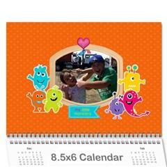 Wall Calendar 8 5 X 6: My Lil By Jennyl   Wall Calendar 8 5  X 6    Gmif0kk6vqp5   Www Artscow Com Cover
