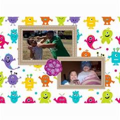 Wall Calendar 8 5 X 6: My Lil By Jennyl   Wall Calendar 8 5  X 6    Gmif0kk6vqp5   Www Artscow Com Month