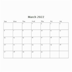 Wall Calendar 8 5 X 6: My Lil By Jennyl   Wall Calendar 8 5  X 6    Gmif0kk6vqp5   Www Artscow Com Mar 2016