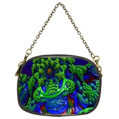 Abstract 1x Chain Purse (one Side) by icarusismartdesigns