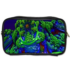 Abstract 1x Travel Toiletry Bag (two Sides) by icarusismartdesigns