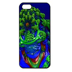 Abstract 1x Apple Iphone 5 Seamless Case (black) by icarusismartdesigns