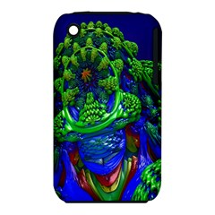 Abstract 1x Apple Iphone 3g/3gs Hardshell Case (pc+silicone) by icarusismartdesigns