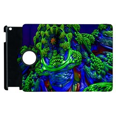 Abstract 1x Apple Ipad 2 Flip 360 Case by icarusismartdesigns