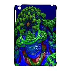 Abstract 1x Apple Ipad Mini Hardshell Case (compatible With Smart Cover) by icarusismartdesigns