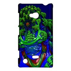 Abstract 1x Nokia Lumia 720 Hardshell Case by icarusismartdesigns