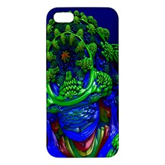 Abstract 1x Iphone 5s Premium Hardshell Case by icarusismartdesigns