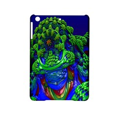 Abstract 1x Apple Ipad Mini 2 Hardshell Case by icarusismartdesigns