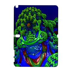 Abstract 1x Samsung Galaxy Note 10 1 (p600) Hardshell Case by icarusismartdesigns
