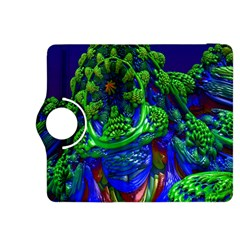 Abstract 1x Kindle Fire Hdx 8 9  Flip 360 Case by icarusismartdesigns