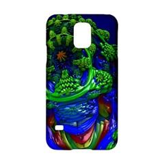 Abstract 1x Samsung Galaxy S5 Hardshell Case