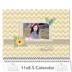 Wall Calendar 11 X 8 5 : Moments Like This By Jennyl   Wall Calendar 11  X 8 5  (12 Months)   Q1r9njt6vpu3   Www Artscow Com Cover