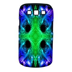 Alien Snowflake Samsung Galaxy S Iii Classic Hardshell Case (pc+silicone) by icarusismartdesigns