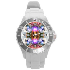 Connection Plastic Sport Watch (Large) by icarusismartdesigns