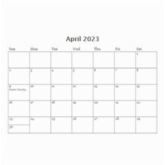 Wall Calendar 8 5 X 6: Live, Laugh, Love By Jennyl   Wall Calendar 8 5  X 6    N004k9b24f4c   Www Artscow Com Apr 2016